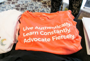 Live Authentically. Learn Constantly. Advocate Fiercely.